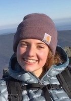 A photo of Emily, a tutor from Dartmouth College