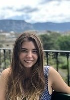 A photo of Natasha, a tutor from Duke Unviersity