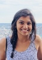 A photo of Akshaya, a tutor from University of Pittsburgh