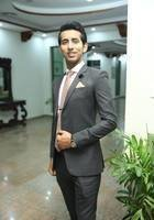 A photo of Syed, a tutor from University of Houston