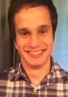 A photo of Ethan, a tutor from Oberlin College