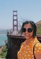 A photo of Janki, a tutor from University of Kentucky