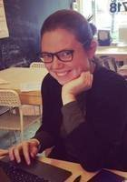 A photo of Alice, a tutor from Sarah Lawrence College