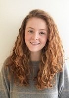 A photo of Nuala, a tutor from Washington University in St Louis