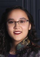 A photo of Miriam, a tutor from Washington University in St Louis