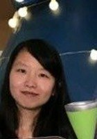 A photo of Xinyue, a tutor from Ball State University