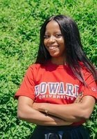 A photo of Rebecca, a tutor from Howard University