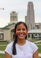 A photo of Puja, a tutor from Carnegie Mellon University