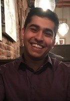 A photo of Arjun, a tutor from Oregon State University
