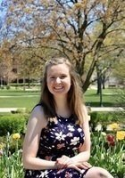 A photo of Maggie, a tutor from Marquette University