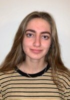 A photo of Anya, a tutor from Georgetown University