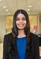 A photo of Tahura, a tutor from University of Maryland-College Park