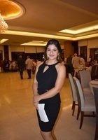 A photo of Maya, a tutor from Lebanese American University