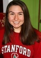 A photo of Candice, a tutor from Stanford University