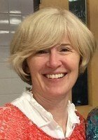 A photo of Sharon, a tutor from Elizabethtown College