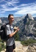 A photo of Jordan, a tutor from University of California-Berkeley
