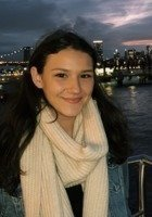 A photo of Isabelle, a tutor from Stony Brook University