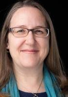 A photo of Janet, a tutor from Appalachian State University