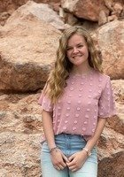 A photo of Samantha, a tutor from Brigham Young University