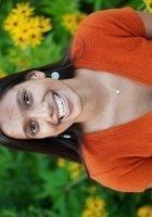 A photo of Priya, a tutor from Washington University in St Louis