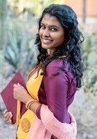 A photo of Sai, a tutor from Arizona State University