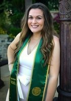 A photo of Margaret, a tutor from California Polytechnic State University-San Luis Obispo