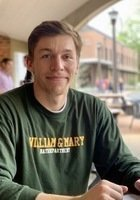 A photo of Torger, a tutor from College of William and Mary
