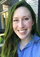 A photo of Elyssa Davis, a tutor from Kenyon College