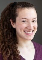 A photo of Samantha, a tutor from Oberlin College
