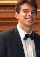 A photo of Edward, a tutor from Wesleyan University