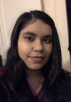 A photo of Sumaya, a tutor from CUNY Brooklyn College