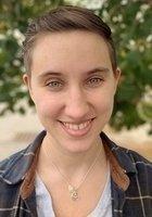 A photo of McKayla, a tutor from Bridgewater State University