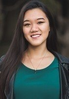 A photo of Shannon, a tutor from University of California-Los Angeles
