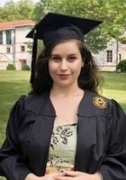 A photo of Anisa, a tutor from Emory University