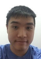 A photo of Alvin, a tutor from CUNY Brooklyn College
