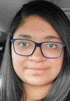A photo of Griselda, a tutor from The University of Texas at San Antonio