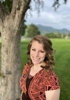 A photo of Jenna, a tutor from Weber State University