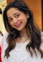 A photo of Zahabiya, a tutor from University of Houston