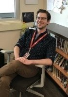 A photo of Martyn, a tutor from The University of Utah