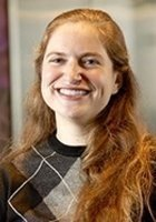 A photo of Leah, a tutor from Northwestern University