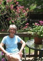 A photo of Sheryl, a tutor from UNC Chapel Hill