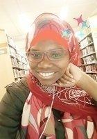 A photo of Habibah, a tutor from Slippery Rock University of Pennsylvania