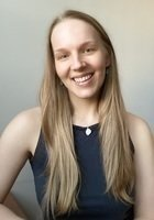 A photo of Ewelina, a tutor from City College of New York