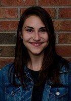 A photo of Dana, a tutor from University of North Carolina at Chapel Hill