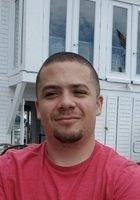 A photo of Luis, a tutor from University of Connecticut