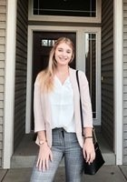 A photo of Allyssa, a tutor from Washington State University