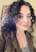 A photo of Sylvia, a tutor from Kansas Wesleyan University