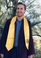 A photo of Zachary, a tutor from Arizona State University