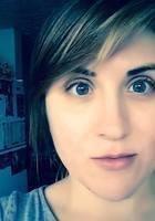 A photo of Rachel, a tutor from Bellevue University