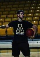 A photo of Nick, a tutor from Appalachian State University
